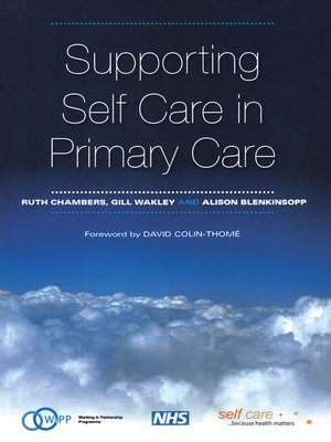 cover image of Supporting Self Care in Primary Care