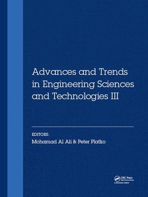 cover image of Advances and Trends in Engineering Sciences and Technologies III