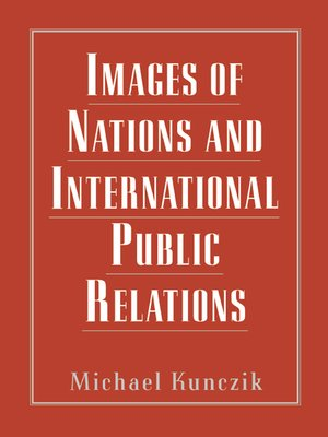 cover image of Images of Nations and International Public Relations