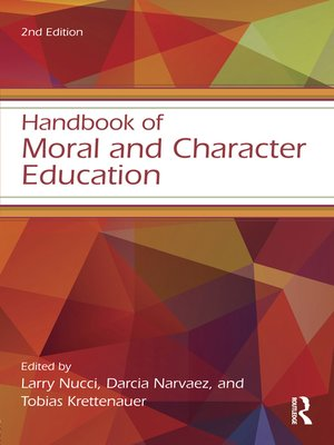 cover image of Handbook of Moral and Character Education