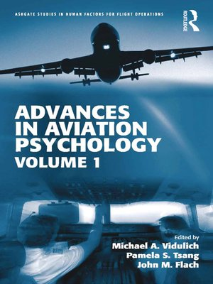 cover image of Advances in Aviation Psychology