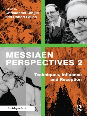 cover image of Messiaen Perspectives 2
