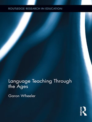 cover image of Language Teaching Through the Ages