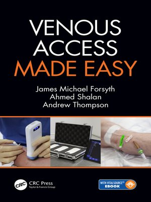 cover image of Venous Access Made Easy