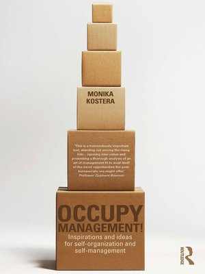 cover image of Occupy Management