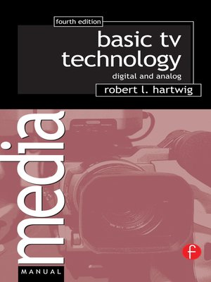 cover image of Basic TV Technology