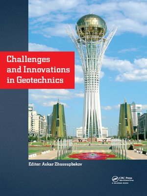 cover image of Challenges and Innovations in Geotechnics