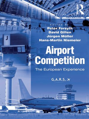 cover image of Airport Competition