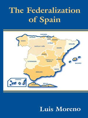 cover image of The Federalization of Spain