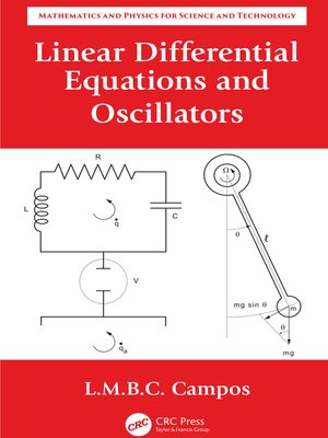 cover image of Linear Differential Equations and Oscillators