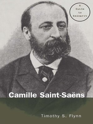 cover image of Camille Saint-Saens