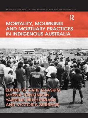 cover image of Mortality, Mourning and Mortuary Practices in Indigenous Australia