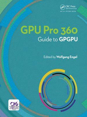 cover image of GPU PRO 360 Guide to GPGPU