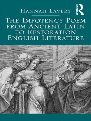 impact of restoration on english literature An assessment of recent scholarly work treating the literature of the english renaissance and some general observations on the state of the profession a full bibliography and price list of works.