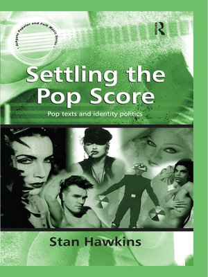cover image of Settling the Pop Score