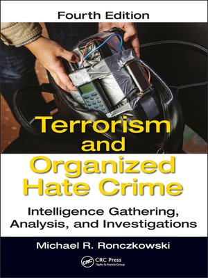 cover image of Terrorism and Organized Hate Crime