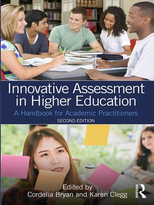cover image of Innovative Assessment in Higher Education