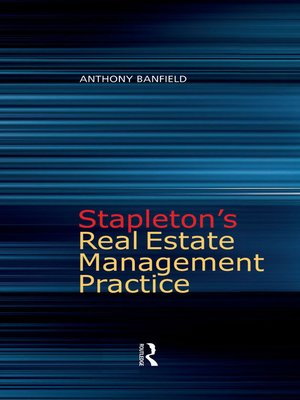 cover image of Stapleton's Real Estate Management Practice
