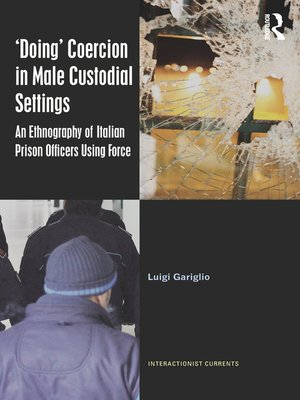 cover image of 'Doing' Coercion in Male Custodial Settings