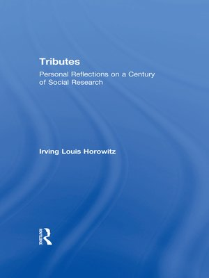 cover image of Tributes