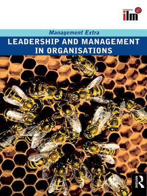 cover image of Leadership and Management in Organisations