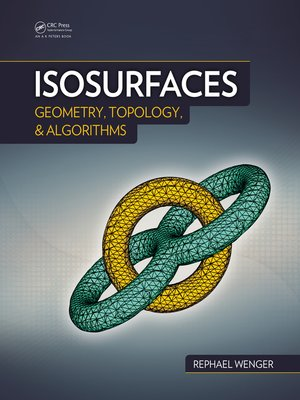 cover image of Isosurfaces