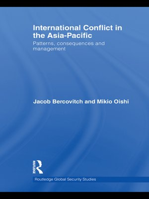 cover image of International Conflict in the Asia-Pacific