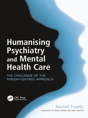 cover image of Humanising Psychiatry and Mental Health Care