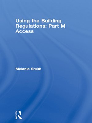 cover image of Using the Building Regulations