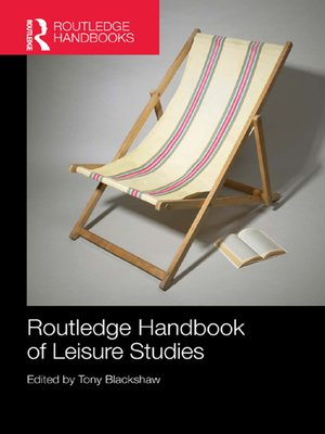 cover image of Routledge Handbook of Leisure Studies