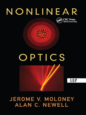cover image of Nonlinear Optics