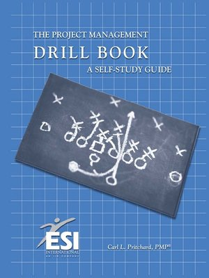 cover image of Project Management Drill Book