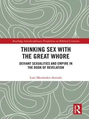 cover image of Thinking Sex with the Great Whore