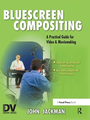 cover image of Bluescreen Compositing