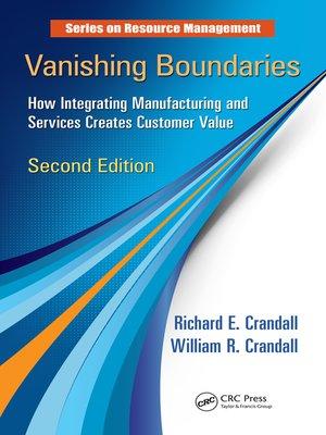 cover image of Vanishing Boundaries