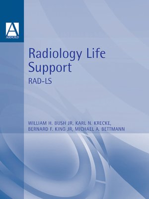 cover image of Radiology Life Support (RAD-LS)