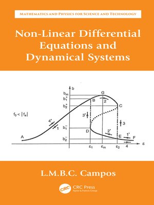 cover image of Non-Linear Differential Equations and Dynamical Systems