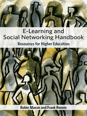 cover image of e-Learning and Social Networking Handbook