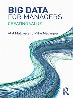 cover image of Big Data for Managers