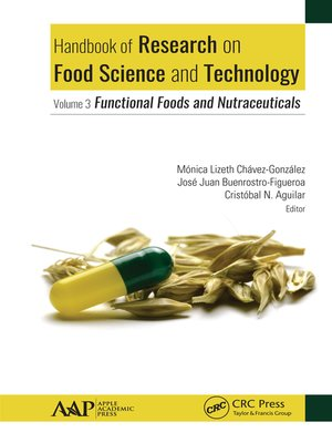 cover image of Handbook of Research on Food Science and Technology