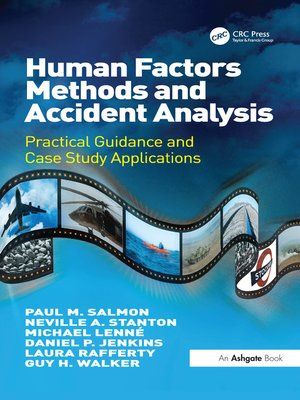 cover image of Human Factors Methods and Accident Analysis