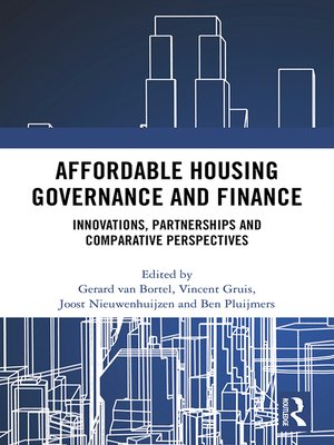 cover image of Affordable Housing Governance and Finance