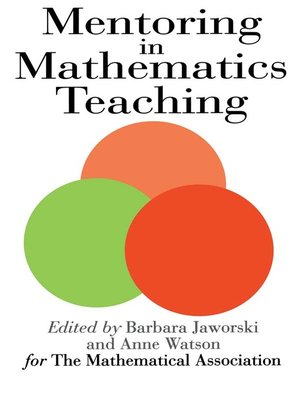 cover image of Mentoring In Mathematics Teaching