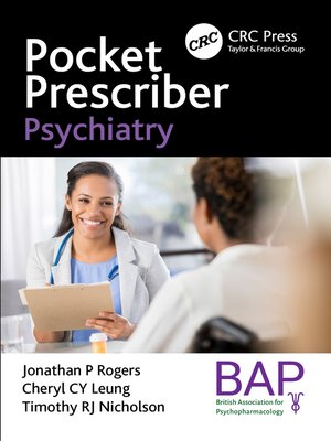 cover image of Pocket Prescriber Psychiatry