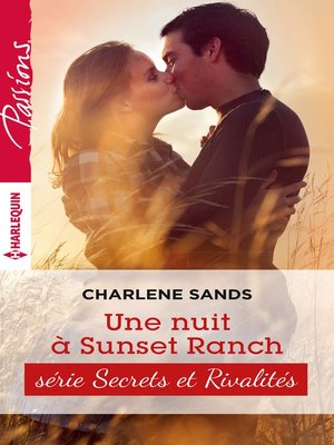 cover image of Une nuit à Sunset Ranch