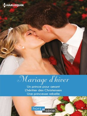 cover image of Mariage d'hiver