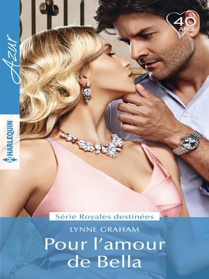 cover image of Pour l'amour de Bella