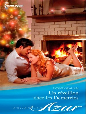 cover image of Un réveillon chez les Demetrios