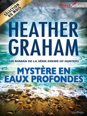 cover image of Mystère en eaux profondes