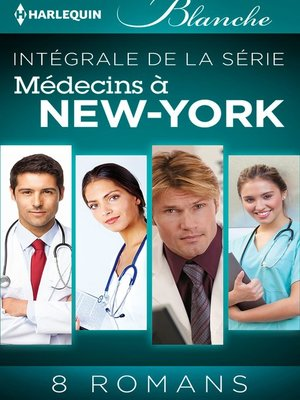 "cover image of Série ""Médecins à New York"""